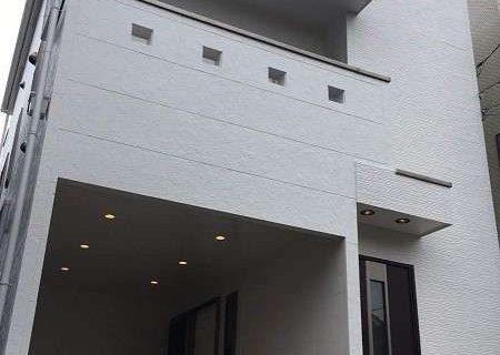 川口市安行領根岸 戸建て 外壁塗装